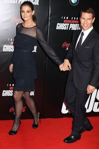 Katie Holmes & Tom Cruise Are Divorcing & We're Jumping on the Couch With Joy (VIDEO)