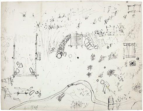 Fernand Deligny 1913, Bergues, França - 1996, Graniers, França