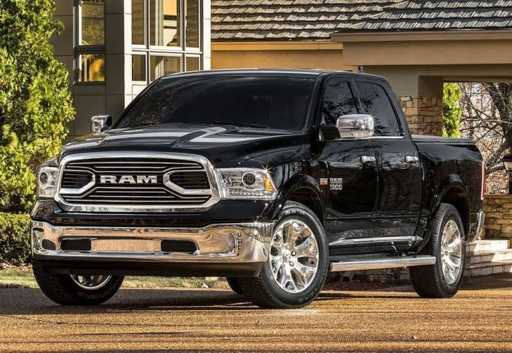 BmotorWeb: Ram 1500 Laramie Limited Edition 2015