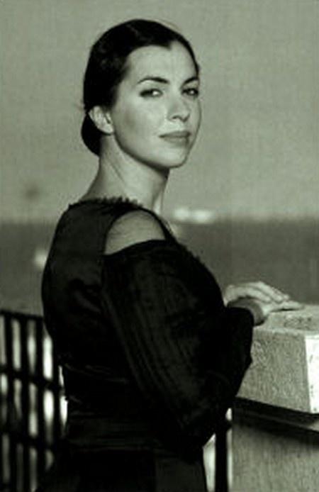 Teresa Salgueiro ex-vocalista de Madredeus