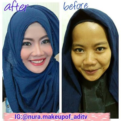 Nura Make Up Of ADITV: MAKE UP PESTA