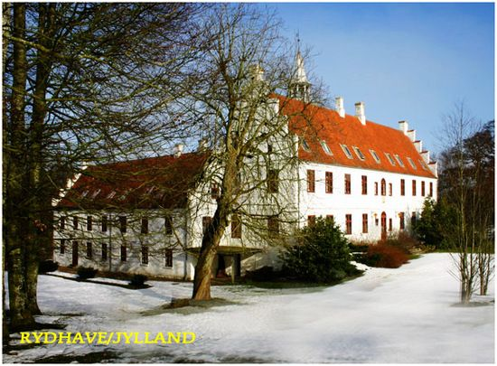Rydhave Slot Denmark
