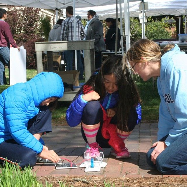 The first weekend of the #2016 #ncscifest was fantastic! #STEM #science #exploration #engagement #Ilovescience #engineering #chemistry #biology #computerscience #botany #medicine #dentistry #math #physics #UNC #TARgram #astronomy #solar by ncsciencefestival Our General Dentistry Page: http://www.lagunavistadental.com/services/general-dentistry/ Google My Business: https://plus.google.com/LagunaVistaDentalElkGrove/about Our Yelp Page…