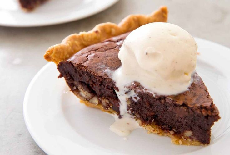 Tar Heel Pie Recipe (aka Brownie Pie) Known in some parts as tar heel pie, this ridiculously rich and gooey chocolate brownie pie is crazy easy to make—and just as easy to make disappear.