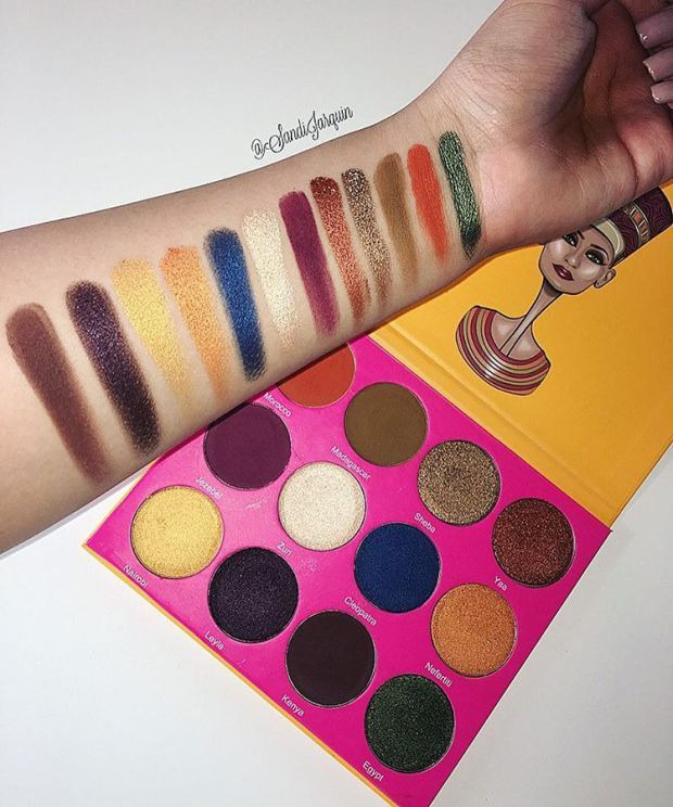Juvia's Place Nubian 2nd Edition Palette + Juviasplace.com code:trendmood for 10%off and free shipping