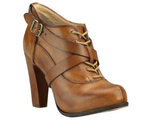 My heart stopped when I saw these!! Ryan's dream shoe.   Women's Timberland Boot Company® Marge Platform Oxford