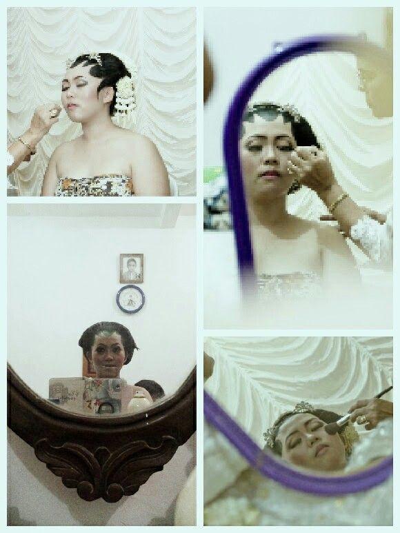 #javawedding #solobasahan #soloputri #makeup #weddingday