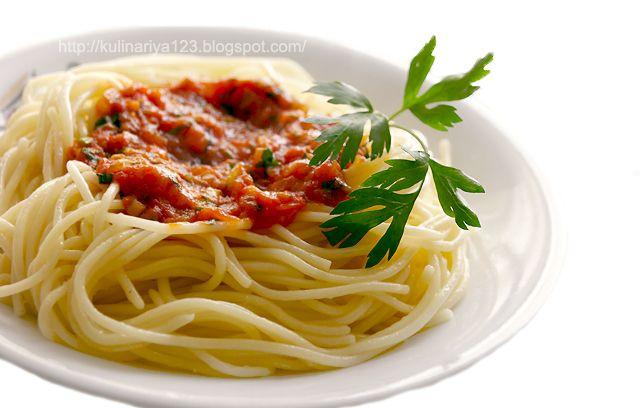 Спагетти по-итальянски(good)