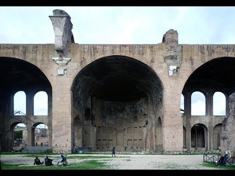 Basilica of Maxentius and Constantine | Late empire | Khan Academy. https://www.khanacademy.org/humanities/ancient-art-civilizations/roman/late-empire/v/basilica-constantine