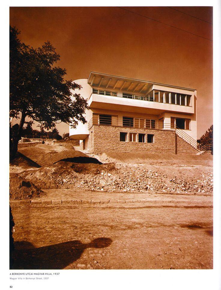 kozma lajos magyar villa 1936