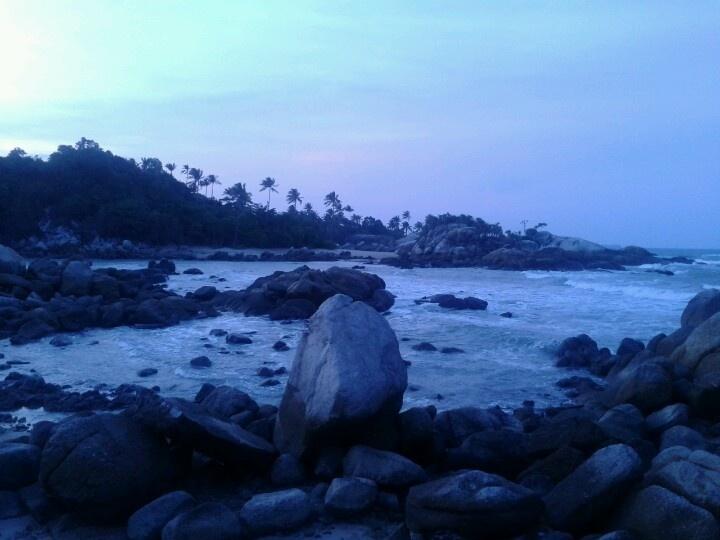 Parai Beach, Bangka Island
