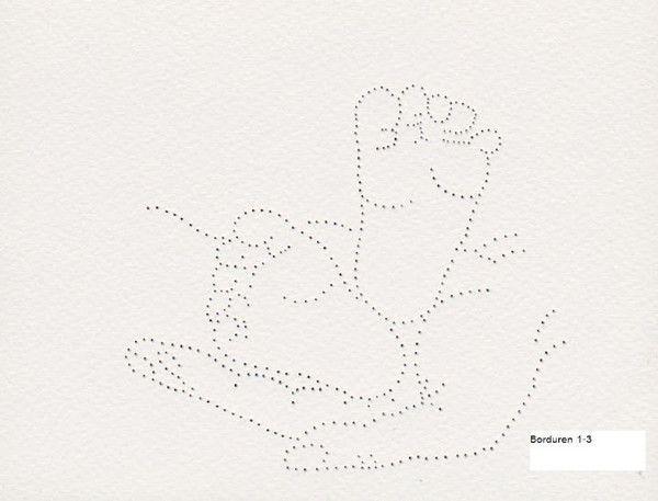40 besten patronen baby bilder auf pinterest papierstickerei basteln und fadenkunst muster - Fadenkunst vorlagen ...