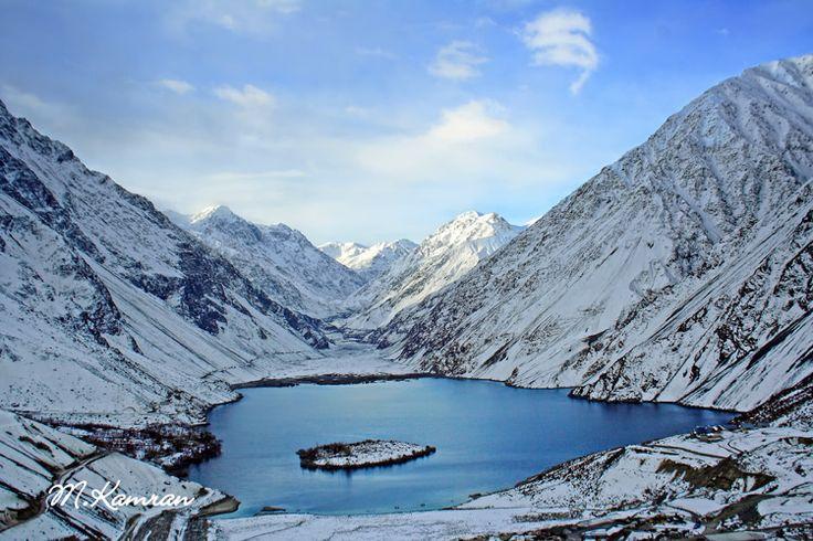 Satpara Lake, Skardu, Gilgit-Baltistan