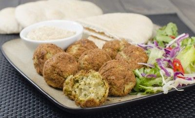 Cucina Araba: Falafel al Forno Light