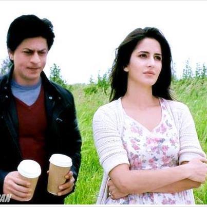 Scene from Jab Tak Hai Jaan with Katrina Kaif.