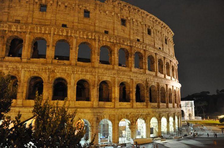 Un'insolita giornata a Roma, una prova, una scommessa... la fotografia è la mia…