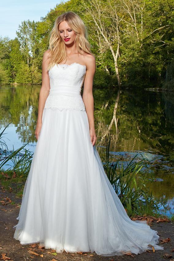 Mi selección de vestidos de la colección 2015 de Cymbeline | Preparar tu boda es facilisimo.com