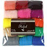 フェルト羊毛 フルフィールフルフィール15色パック101
