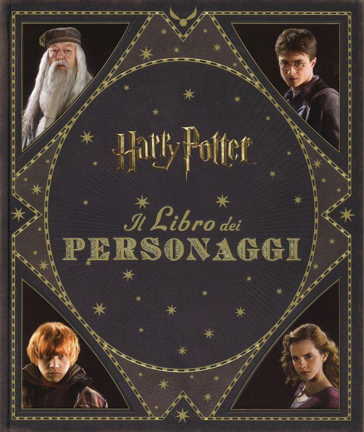 Libro Harry Potter. Il libro dei personaggi di Jody Revenson
