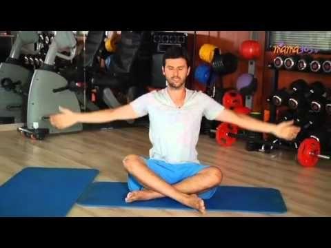 Ασκήσεις Pilates για αρχάριους (1/3) - YouTube