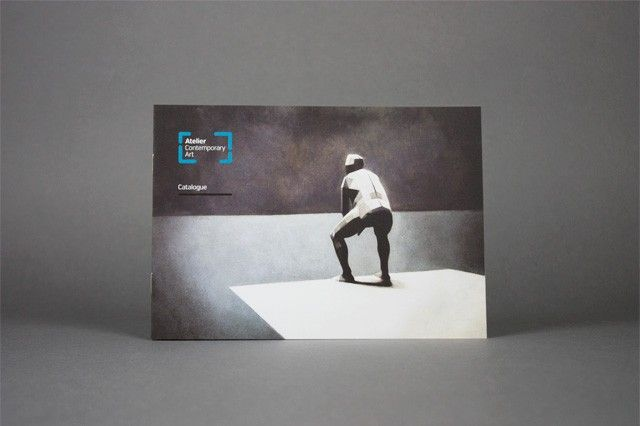 Atelier Contemporary Art Catalogue. Minx Creative.