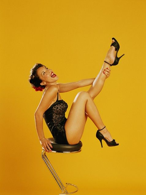 Yes! I will Burlesque dance my way to a better body. 10 dances that tone you!