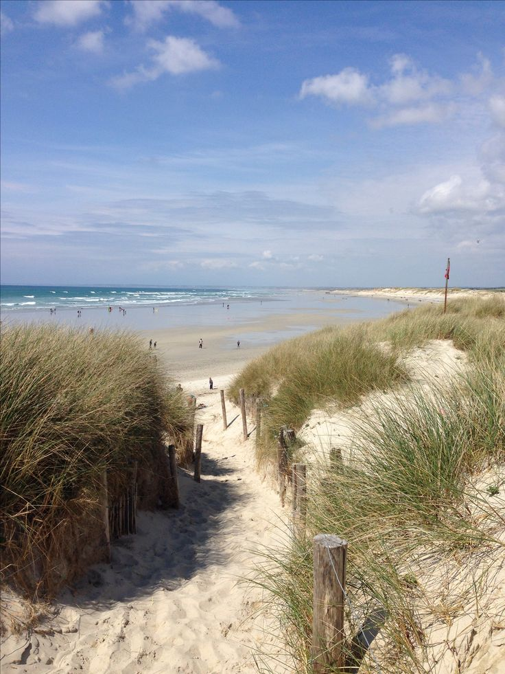 La Torche { Finistère } Brittany France http://brittanyholidayguide.com/brittany-best-beaches.html