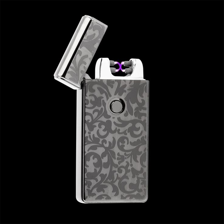 USB Rechargeable Plasma Arc Pulse Metal Lighter