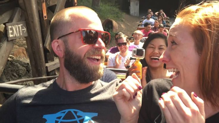 The wildest proposal in the wilderness: Disneyland Proposal on Big Thund...