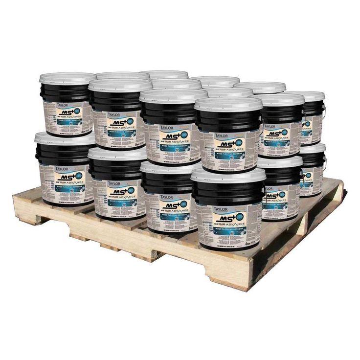 Taylor MS Plus 4 Gal. Advance Wood Flooring Adhesive (24
