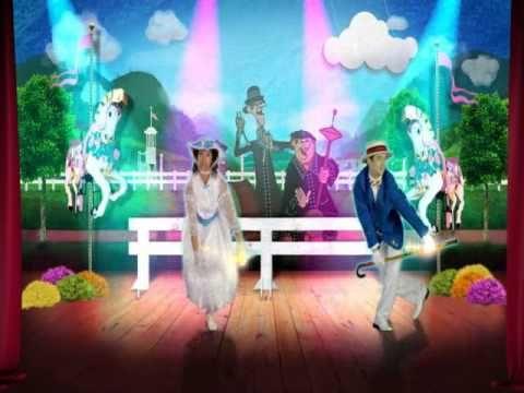Just Dance Disney - Supercalifragilisticeexpialidocious (Wii Rip)