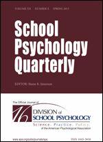 School Psychology Quarterly