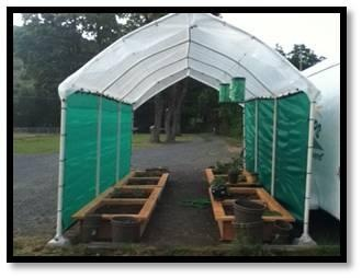 Costco carport greenhouse cover