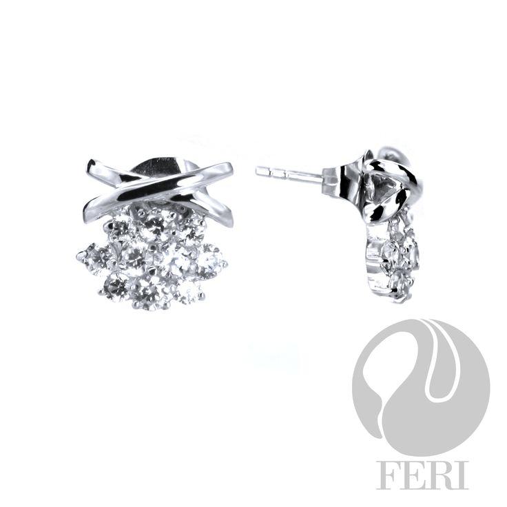 FERI Designer Lines- Sultanas Wish earrings