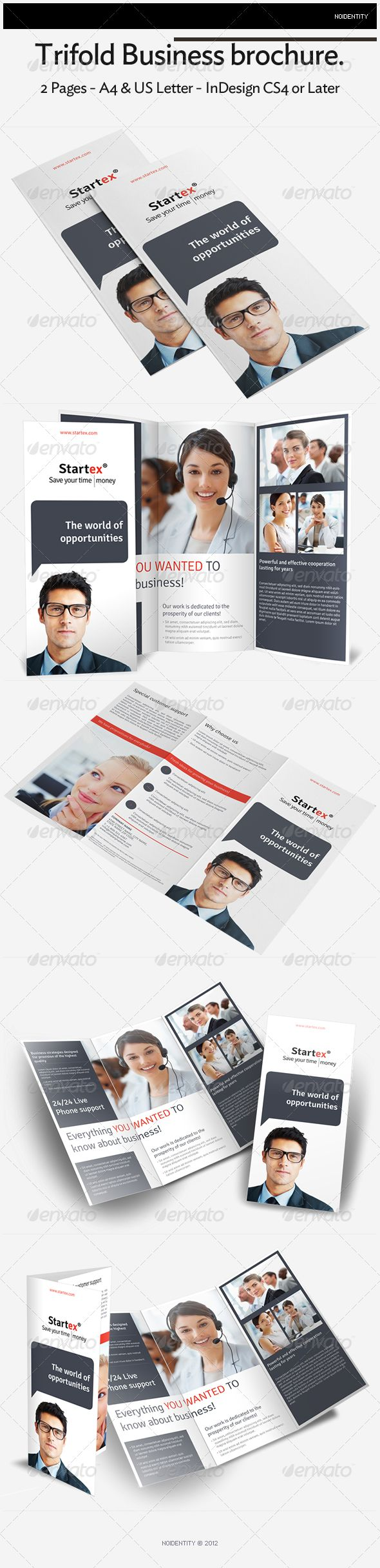 tri fold brochure template indesign cs6 - 17 best images about print templates on pinterest fonts