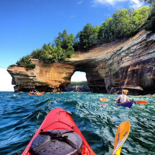 "We asked our readers to tell us what they'd put on their ultimate ""Michigan bucket list."" No surprise: the U.P. stole the show."