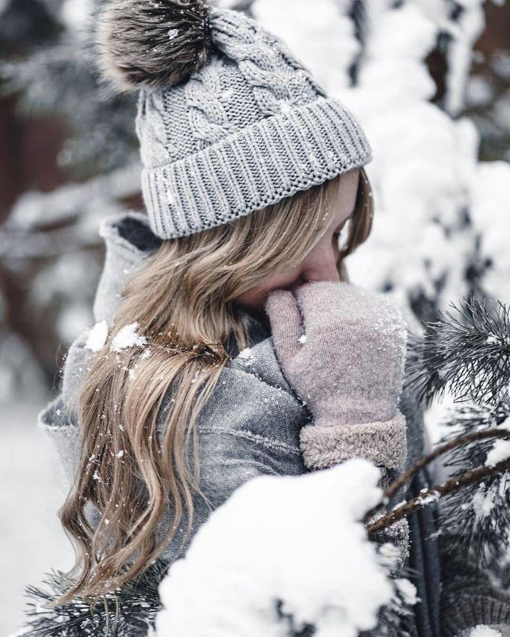 можете красивые зимние фото на аву фотографии
