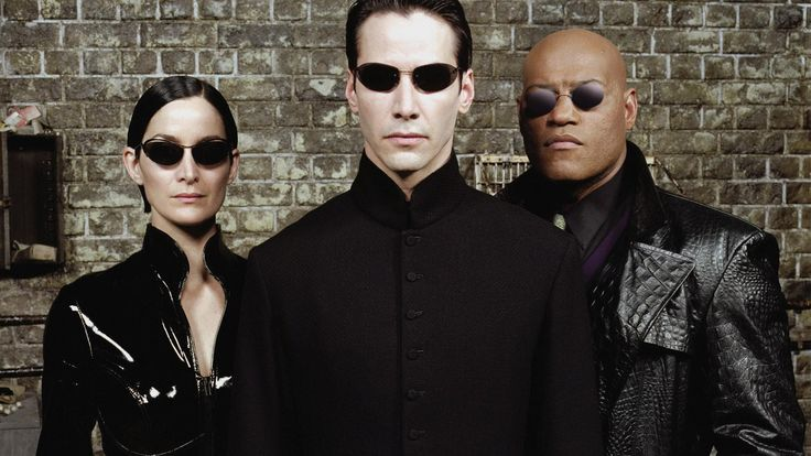 Enter The Matrix Wallpapers