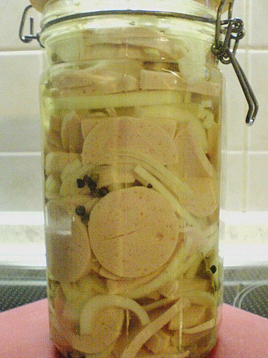 Utopence - eingelegte Wurst auf tschechische Art, ein schönes Rezept aus der Kategorie Fleisch & Wurst. Bewertungen: 10. Durchschnitt: Ø 3,3.