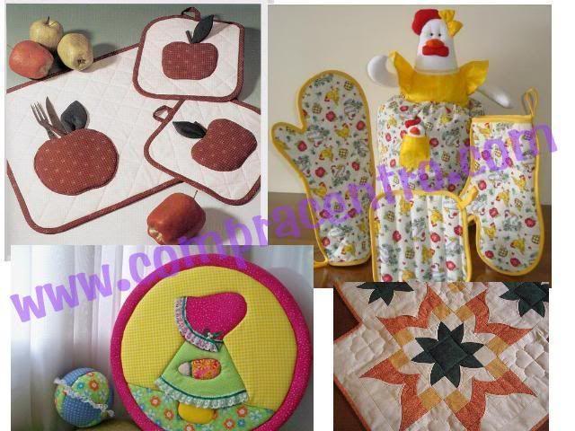 Patrones de patchwork lencer a hogar pinterest for Como hacer adornos decorativos para el hogar