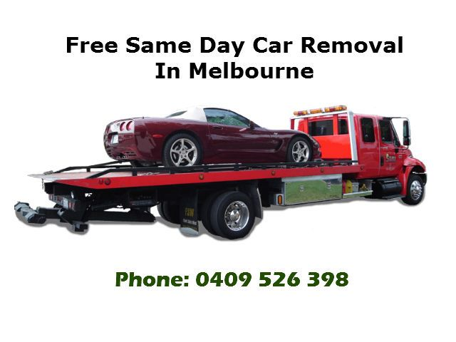 #free #car #removal #melbourne