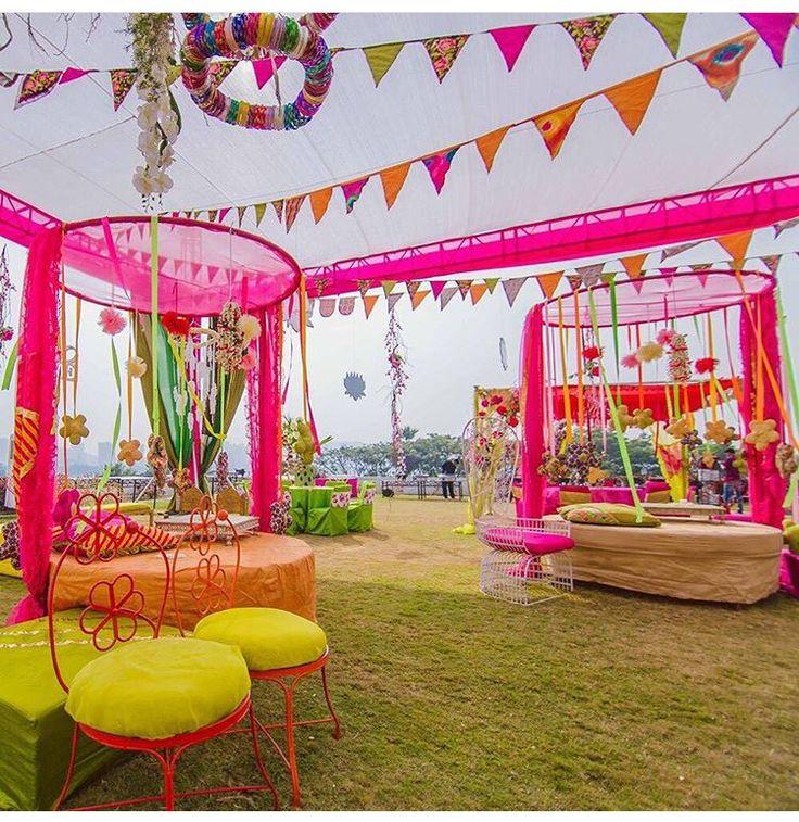 603 best indian wedding decor images on pinterest for Wedding planner decoration