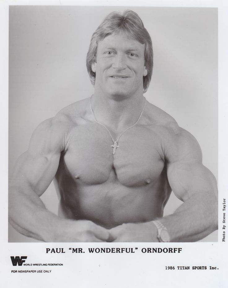 1000 ideas about paul orndorff on pinterest bobby