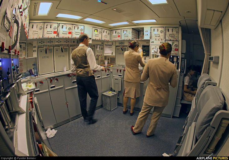 Emirates Airlines Boeing 777 300 Cabin Crew For Everyone