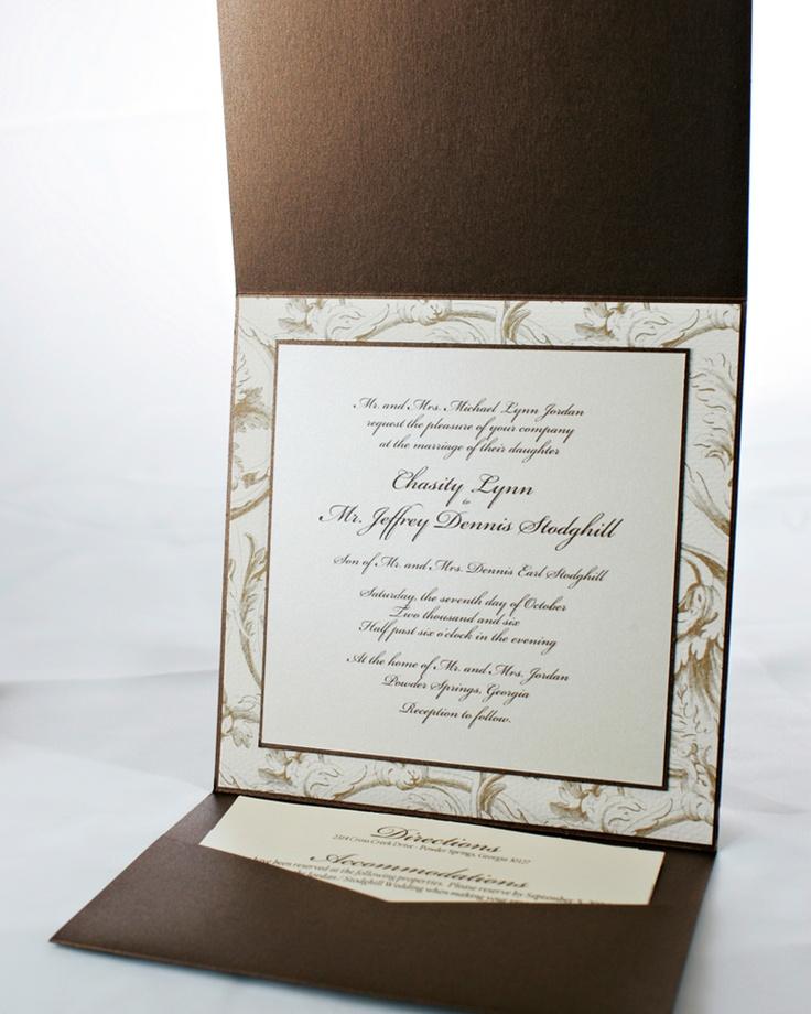 21 best Wedding Invitations images on Pinterest Wedding stationery - best of wedding invitation card ideas pinterest