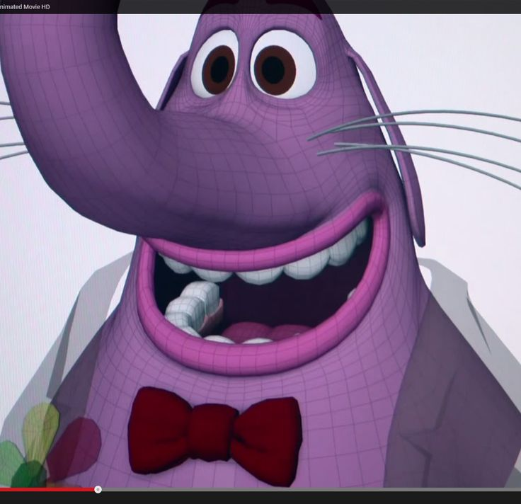 PIXAR wireframe #wireframe #PIXAR #3D #CG