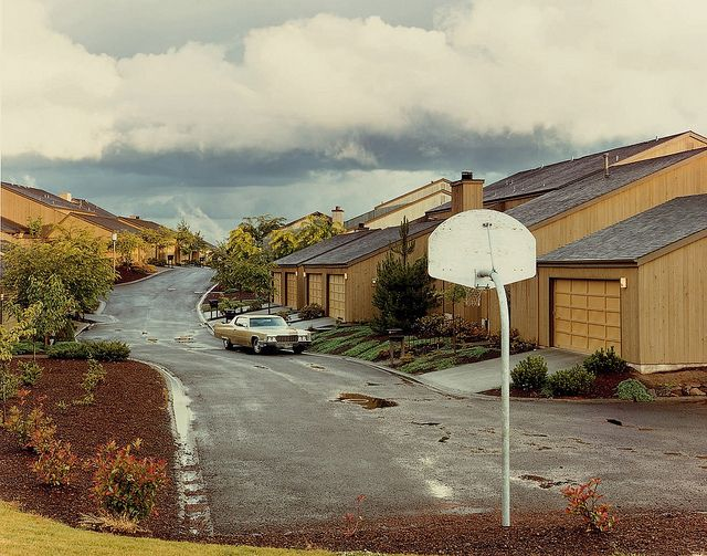 Lake Oswego, Oregon by Joel Sternfeld, 1979 via melisaki.tumblr.com