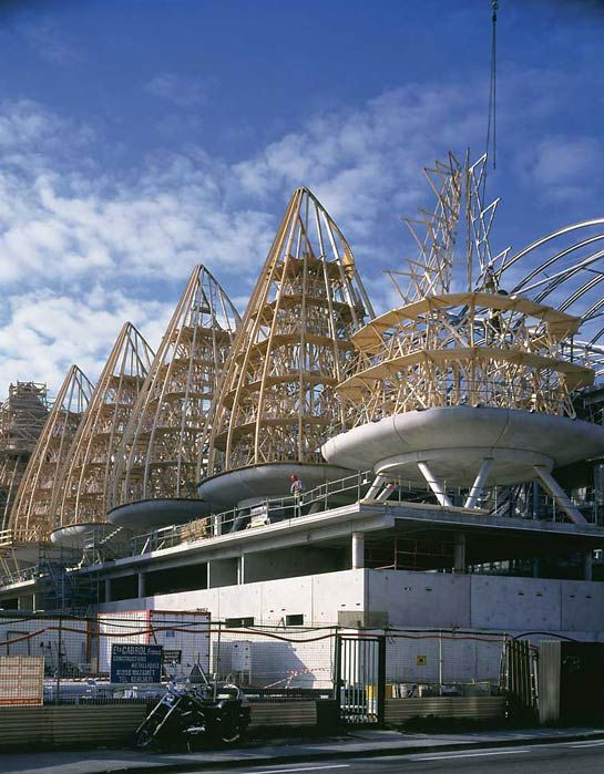 Bordeaux Law Courts richard rogers