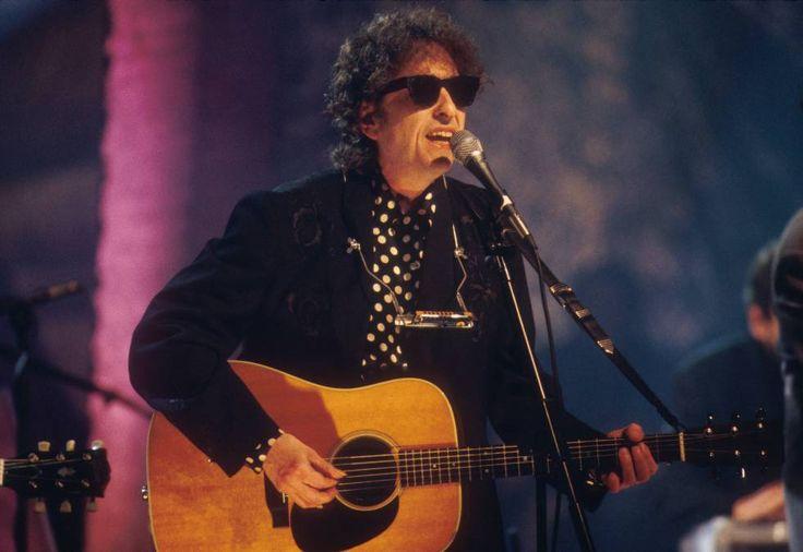Bob Dylan, Prêmio Nobel de Literatura 2016