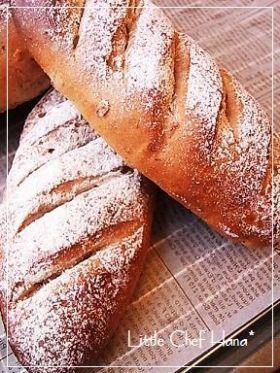 「ライ麦パン(フルーツミックス)」kanatable   お菓子・パンのレシピや作り方【corecle*コレクル】